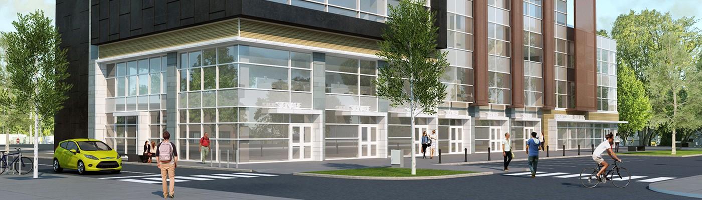 Landrex Urban District Medical Professional Building