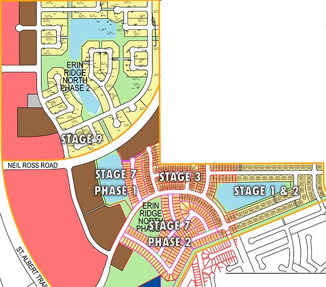 Erin Ridge – Community Map