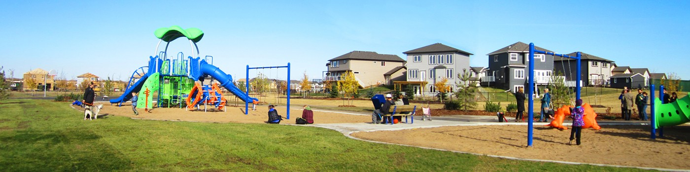 Landrex Community Playground